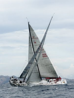 Exciting Yacht Racing